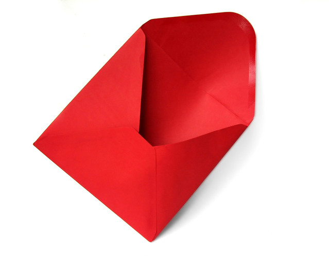 red envelope - November 2018 Tax Update - Positive Accountants