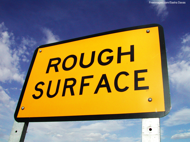 Rough surface: what to do in uncertain times - Positive Accountants York